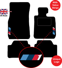 BMW 1 Series F20 F21 2011 Onwards Tailored Car Mats Unique M SPORT logo 4 pc