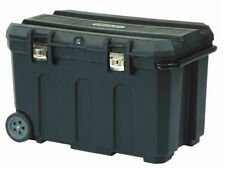 Stanley 50 Gallon Mobile Rolling Tool Chest Lockable Storage Cabinet Box 037025H