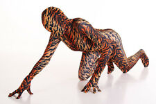 Lycra Ganzanzug Catsuit Overall Tiger
