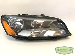 Volkswagen Passat 2012 2013 2014 2015 RH Right Halogen Headlight OEM 561941006A