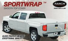 Chevy Silverado 1500 Fiberglass Hard Bed Covers PAINTED 1988-2018 Sport Lid Wrap
