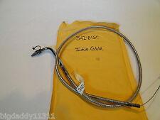 Harley Davidson Barnett Idle Cable DS223601 Barnett# 342-01SC FL FX Softail