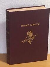 "Zane Grey-hommes du TEXAS-WESTERN-Awa Verlag environ 1960 ""West of the Pecos"""