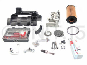 VW Golf MK5 MK6 MK7 2.0 TFSi GTI & R 04-17 Balance Shaft Oil Pump Delete kit
