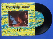 The Flying Lizards - TV / Tube, Virgin VS-325 Ex Condition