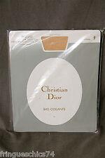 tights polyamide silk marignan CHRISTIAN DIOR SLIM SEDUCTION size 9 1/2 (3)