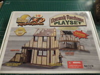 Ultimate Soldier WWII XD Normandy Farmhouse 1:18 Playset FACTORY SEALED NEW