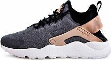 Womens Nike AIR HUARACHE RUN ULTRA SE Running Shoes -859516 001 -Sz 12 -New