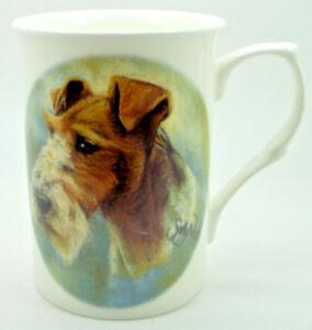 Dog Fine Bone China10 fl oz(1/2 pint) Mugs ~ choose your breed