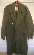 david klein pty ltd victoria 1967 trench coat australian army vintage Size 7