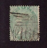 Great Britain stamp #28. Used,Liverpool cancel, Nice!  CV $325