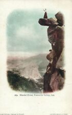 275 Glacier point Yosemite Valley California CA National Park Postcard