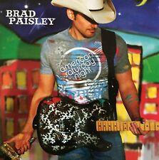 BRAD PAISLEY American Saturday Night CD Brand New And Sealed