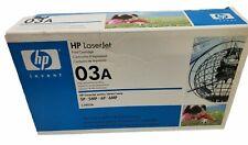 Genuine HP 03A C3903A Black LaserJet Toner Cartridge 5P 5MP 6P 6MP Old Stock