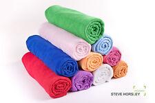 extra large micro fibre cloth super soft will not scratch 150cm x 75cm