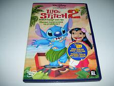 Lilo & Stitch 2 * Walt Disney  DVD 2005 Nederlands Gesproken *