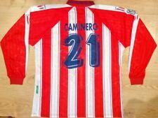 Camiseta Match Worn Caminero Atlético Madrid Puma 1995-1996