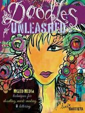 Doodles Unleashed: Mixed-Media Techniques for Doodling, Mark