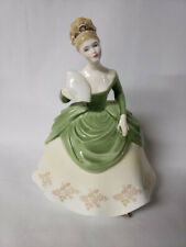 New Listing1966 Royal Doulton Bone China Figure Soiree Hn 2312 Pretty Ladies