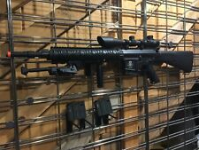 Airsoft G&G GR25 Full Metal SPR DMR AEG Rifle w/ Extras SR25