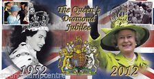 2012 Diamond Jubilee - Steven Scott Commemorative Cover