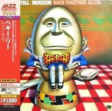 Larry Coryell And Alphonse Mouzo - Back Together Again - Japan Editio (NEW CD)