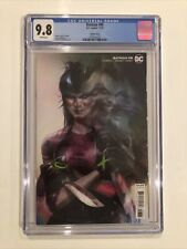 Batman #98 CGC 9.8 Francesco Mattina VARIANT James Tynion IV