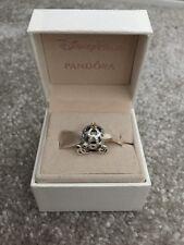 Genuine Disney Pandora Cinderella Pumpkin Carriage,Coach 14k Crown No Box