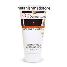 O3+ Dermal Zone Meladerm Intensive Skin Whitening Night Care Cream-50ml FreeShip