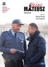 OJCIEC MATEUSZ sezon 16 ( 4 disc)POLISH Shipping Worldwide