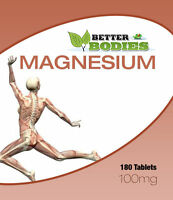 Magnesium Oxide Tablets Pack 100mg pack size 60-360