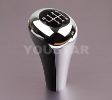 US Seller 6 Speed Manual Gear Shift Knob for BMW CHROME & BLACK