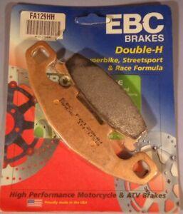 EBC Double-H Sintered Front Brake Pads for KAWASAKI EX250 Ninja 250R 1988-2007