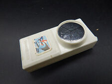 vintage BAROM ONE plastic toy walkie talkie Japanese Tokusatsu kaiju Japan RARE!