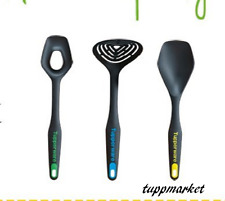 TUPPERWARE Mixing Spoon + Skimmer + Serving spoon Special Offer