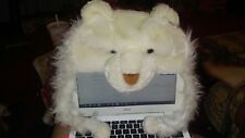 plush animal hat white bear Tons more and combined shipping!!