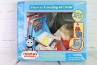 Thomas The Train And Friends Traveling Art Desk Soft Case Attaches In Any Car