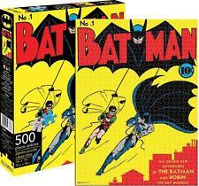 AQUARIUS JIGSAW PUZZLE DC COMICS BATMAN #1 500 PCS #62109