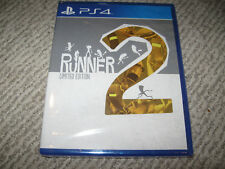 New Limited Run Games BIT.TRIP RUNNER2 PAX Cover Edition Playstation 4 PS4 LRG