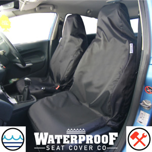 FORD FIESTA ZETEC Semi Tailored FRONT PAIR Waterproof Seat Covers HEAVY DUTY