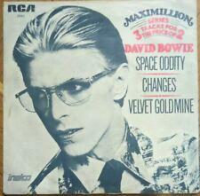 "David Bowie - Space Oddity 1975 ULTRARARE   7"" sigla RCA CHANGES Velvet Goldmine"