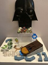 Lot Of 13 Star Wars Angry Birds Telepods With  Darth Vader Bird Case