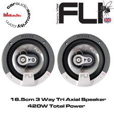"""FLI FI6-F3 - 6"""" 165 mm 3-Way Tri-assiale ALTOPARLANTI AUTO ALTOPARLANTI POTENZA TOTALE 420 W"""