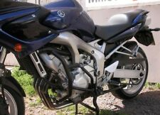 Yamaha FZ6 Fazer S2 Engine guard & Crash bars Black Mmoto
