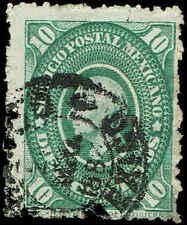 Scott # 156 - 1884 - ' Miguel Hidalgo y Costilla ', Wove or Laid Paper