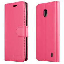For Nokia 2.2 Case Leather Folio Flip Wallet Book Stand View Card Cover Pouch