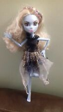 Monster High Doll. Abbey Bominable 13 Wishes in original dress. No shoes.