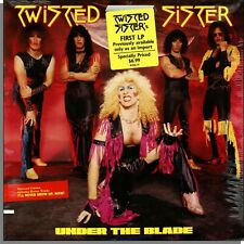 Twisted Sister - Under The Blade (1985, USA) - New LP Record! Atlantic 81256