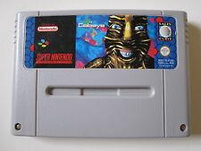 The lawnmowerman le cobaye tosaerba Mann-Super Nintendo SNES sono PAL #372