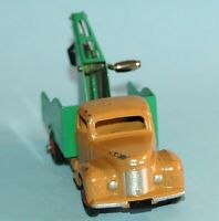 Dinky Toys MECCANO UK original '49 WRECKER Tow Truck COMMER Breakdown Lorry 25x